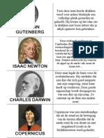 Microsoft Word - Wetenschappers