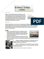 Hotels4U Majorca Travel Guide