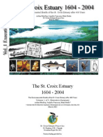 The Health of the St. Croix Estuary - Vol. 1 Executive Summary