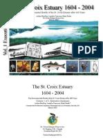 The Health of the St. Croix Estuary - Vol. 1 Executive Summary