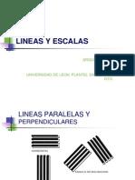 Lineas y Escalas