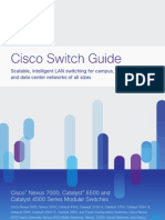Networking Solutions Products Swtich Guide