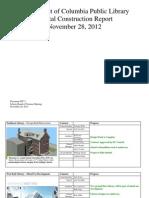 Document #9C.2 - Capital Construction Report