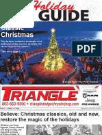 Aiken Standard Holiday TV Guide 2012
