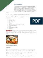 Enchiladas Mineras de Guanajuato