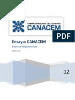 Ensayo Canacem[1]