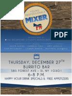 Mixer Invite