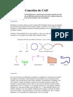 Conceitos de CAD