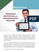 eRegistrations Brochure ESP