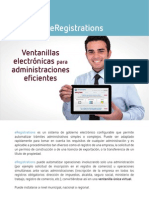 eRegistrations Brochure ESP Corto