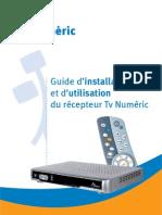 guide_installation décodeur TV Numeric