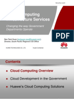Indonesia Cloud Presentation - IaaS and Gov Ver 1.0a (1)