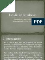 Estudio de Simulación