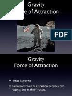 Gravity Friction