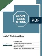 05-08 GL5 EU Drylin Stainless-steel