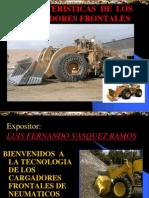 Curso Tecnologias Cargadores Frontales Ruedas Mantenimiento Operacion