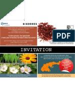 Invitation Korre FR