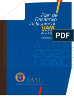 PDI UANL 2012 2020