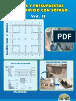 Edificios Con Sotano - Vol II
