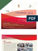 Incoftech 2013 Brochure
