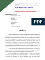 24574645 Resumo Direito Internacional Publico Prof Luciane Amaral Correa