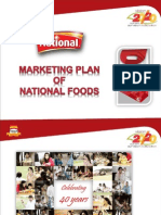 Marketing Plan of NF_Final