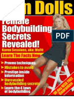 Iron Dolls - Female Bodybuilding Secrets