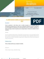 El Libro Blanco de la Política Energética de China 2012