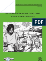 Field Identification Guide to the Living Marine Resources of Kenya