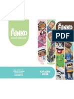 Funko Catalog 2012 - Vinyl Toy Figures
