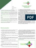 Carta-Proposta - Chapa ParaTodos - CCJ 2013