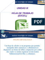3.1 Introduccion a Excel