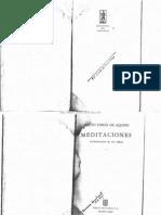 Meditaciones de Santo Tomas de Aquino