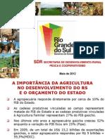 SDR - Apresentação 2012-05