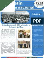 01 Boletín Internacional ITM 21062012