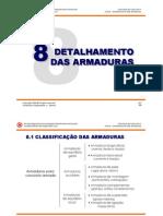 Detalhamento NBR 6118