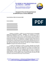 Discurso Tomada de Posse Paulo Rodrigues-ASPP-PSP