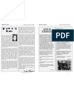 Nº 128 Página 2 (Toscano) y Página 5 (Identitat y Qué es identitat)