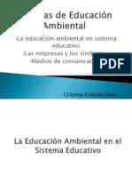 Técnicas de Educación Ambiental