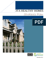 Healthy Homes Strategic Plan 2012