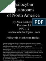 Psilocybin Mushrooms of North America