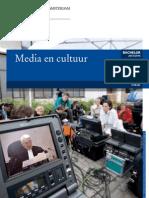 Media en Cultuur