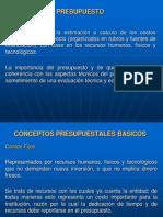 Jcero Presentacion Presupuesto M I 27-10-09