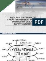 LeydeComercioExteriorReglasyCriterios