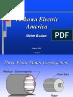 Motores Yaskawa