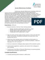 eef application