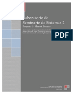 Manual Técnico ORACLE BI