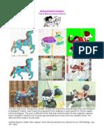 Papier Mache Figures