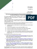 FSB Report Summary Shadow Banking $67 Trillion