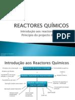 Introducao Aos Reactores Quimicos